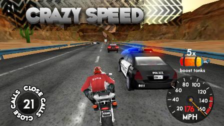 Highway Rider Motorcycle Racer Mod Apk