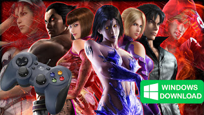 Tekken Tag Tournament :تيكن تاغ تورنمنت  هي لعبة فيديو من نوع آركيد ، أنتجت عام 1999م لنظام جهاز آركيد ، وصدرت لنظام بلاي ستيشن 2 عام 2000م ، وأعيد إصدارها لنظام بلاي ستيشن 3 عام 2011م... شرح البرنامج عبر الفيديو التالي فرجة ممتعة .