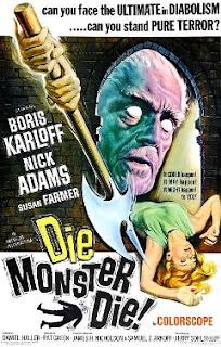 Die monster Die, 1965