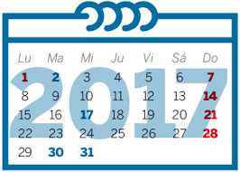 Calendario Laboral ALDAIA