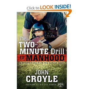 The Two-Minute Drill to Manhood book