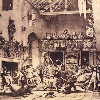 Jethro Tull - The Minstrel in the Gallery