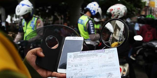 Kapolda Metro mutasi Polisi yang peras pengendara motor Rp 150 ribu