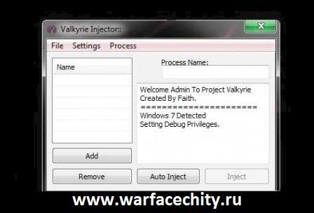 Рабочий вх на варфейс - Warface Wallhack