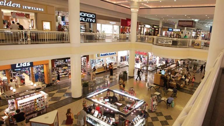التسوق في مدينة تبليسي