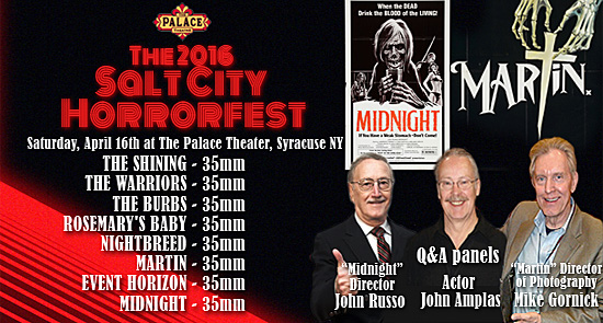 THE B-MOVIE NEWS VAULT: Full details on SALT CITY HORROR ...