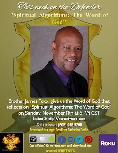 Spiritual Algorithms: The Word of God