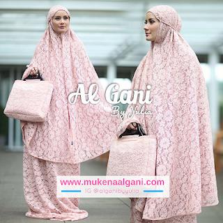 mukena%2Bmarwah6 Dokter barbie Tika cantik wearing Mukena Najwa super duper Best Seller 😍