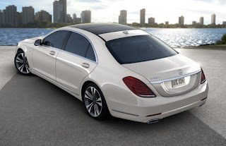 The Mercedes-Benz S-Class