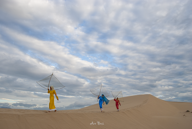 Nam Cuong Sand Dunes 06