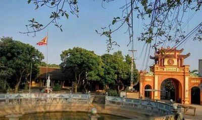Truyền thuyết ngôi chùa Làng Đá