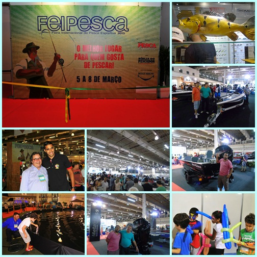 Evento, FeiPesca, Feipesca 2015, Feira, Nelson Nakamura