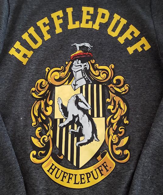 primark shopping haul auris lothol hufflepuff hogwarts sweater