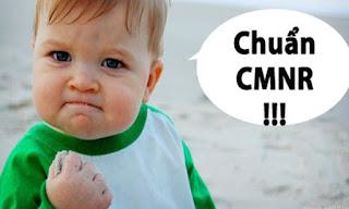Cmnr nghĩa là gì? Cụm từ này sắp được đưa vào từ điển cmnr.