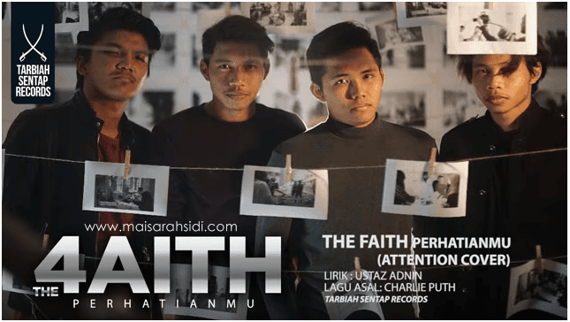 The Faith - Perhatianmu (Attention Cover)