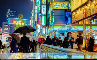 Przestępcy w Japonii oddają się dobrowolnie władzom przyznając do winy.