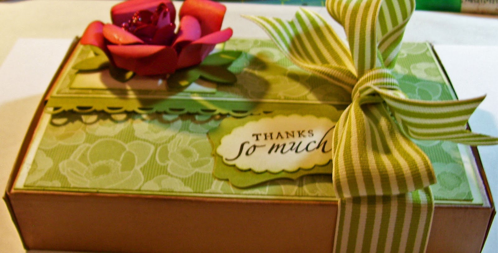 Crafty Maria\'s Stamping World: Box of Cards - Workshop booking incentive
