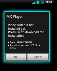 Download Mx player codec
