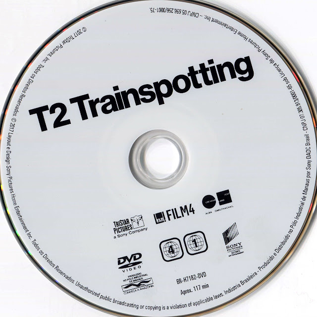 Label DVD T2 Trainspotting