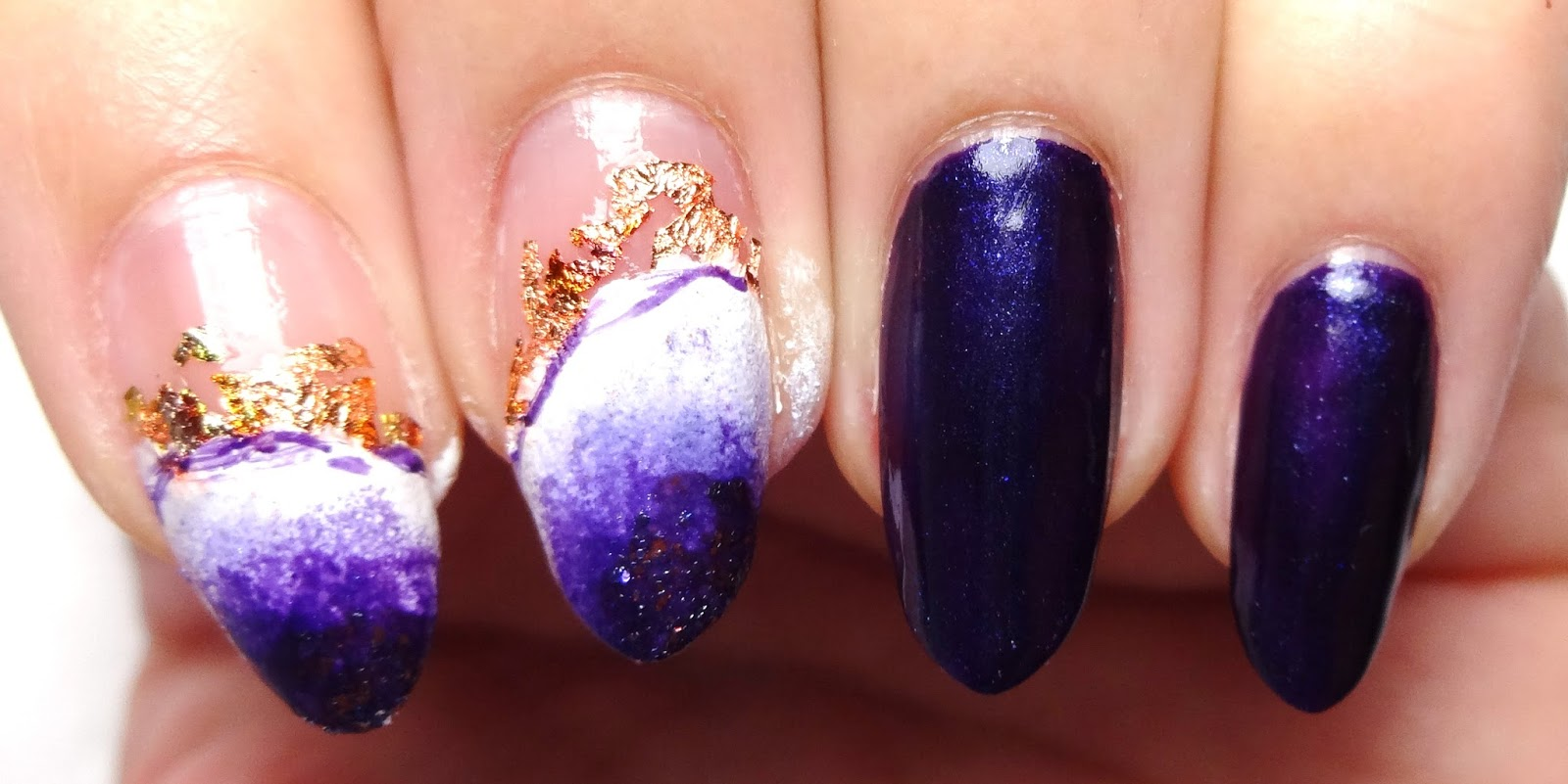 Lacquered Lawyer | Nail Art Blog: Alluring Amethyst