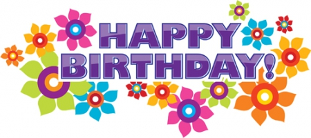 happy birthday wishes with flowers