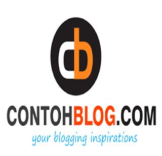 Informasi Biografi Blogger [CB] ContohBlog