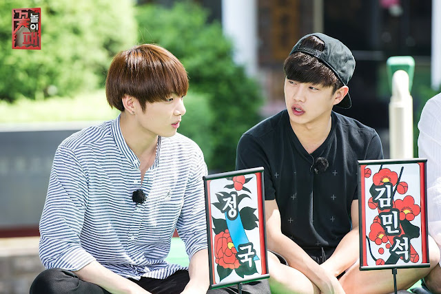 Flower crew jungkook episode 1