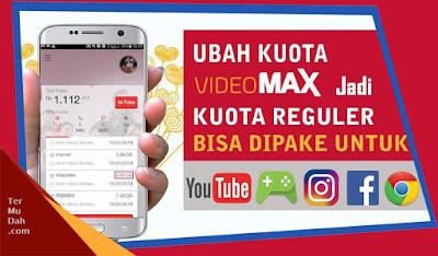 Cara Menggunakan Data Videomax