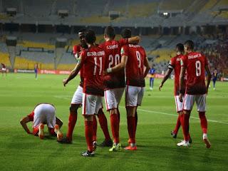 موعد وتوقيت مباراة الأهلي وسموحة اليوم ضمن الدوري المصري