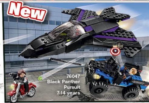 THE BRICK SCIENTISTS: 2016 LEGO MARVEL CAPTAIN AMERICA CIVIL