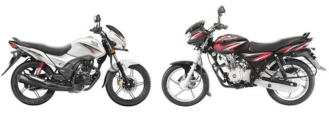Bajaj Discover 125 vs Honda Shine SP Comparison Review