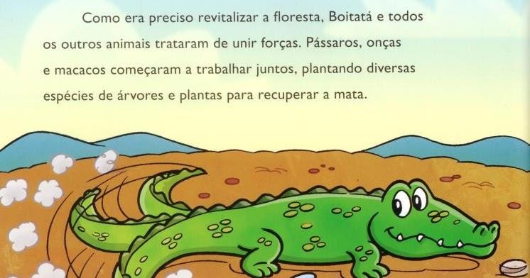 Educação Solidária: Livro - Turma da Mônica - Boitatá