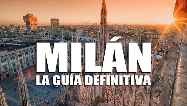Guía de Milán, Italia.