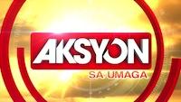 aksyon sa umaga pinoy tv