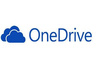 Logo de one drive