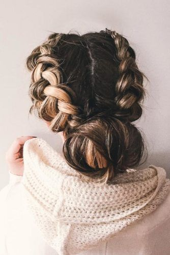 IDEAS OF FORMAL HAIRSTYLES FOR MEDIUM HAIR