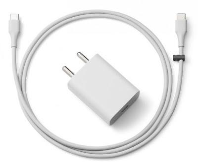Google Power Adaptor 18W USB-C sekarang tersedia secara online