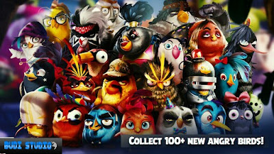 Angry Birds Evolution Mod Apk Ada kawanan gres di blok Download Angry Birds Evolution Mod Apk (Damage & Health)
