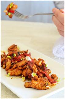 comida china recetas fáciles- kung pao chicken-kung po chicken recipe- kung pao chicken receta auténtica china- pollo kung pao receta- pollo kung pao