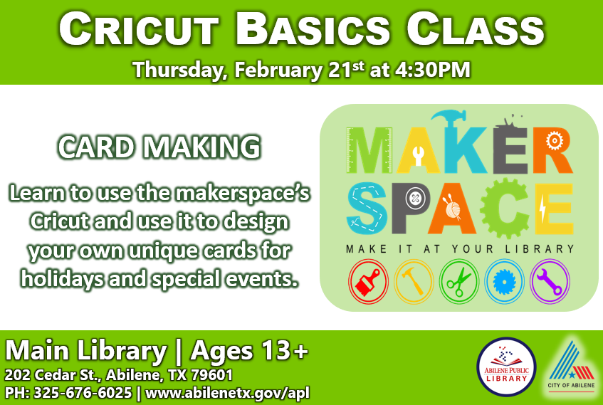News Events Your Library Makerspace Courses Doubling As Craft
