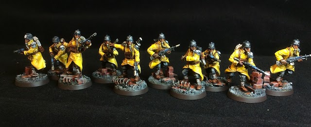 What's On Your Table: Steel Legions