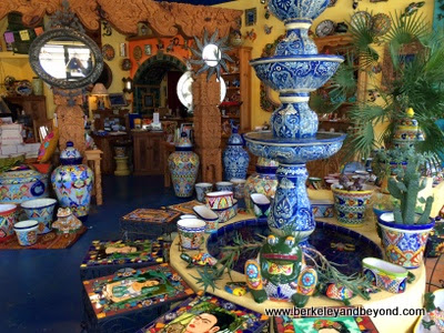 Talavera Ceramics & Tile shop in Berkeley, California
