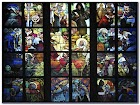 Stained GLASS WINDOW Film Religious