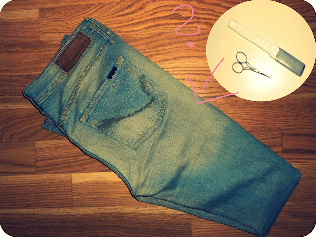 kaputte jeans selber machen neuer blog. Black Bedroom Furniture Sets. Home Design Ideas