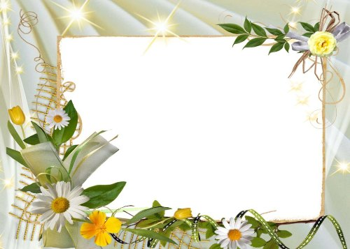 Beautiful Photoshop Frames for Editing Pictures ~ Whatz More
