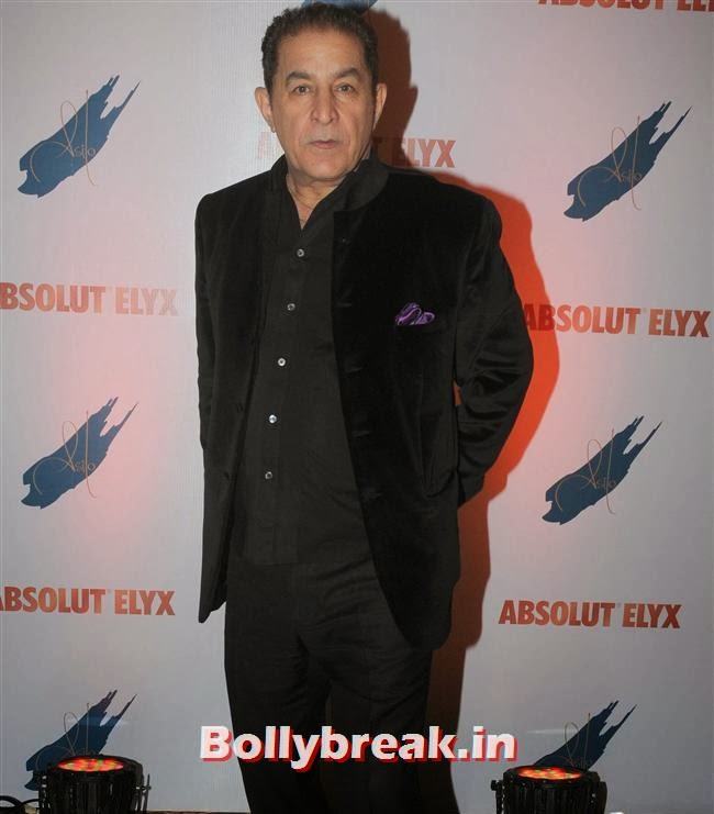 Dilip Tahil, Narayani Shastri, Pria Kataria Puri, others at Absolut Elyx Party