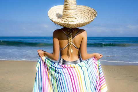 las bayadas,bensimon hossegor,drap de plage,fouta,beach blanket,mexique,salyulita