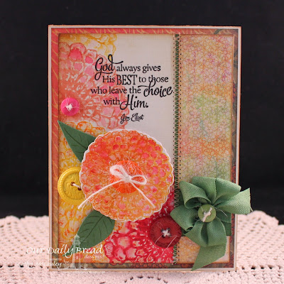 Our Daily Bread Designs, Zinnia, Quote Collection 4, Zinnia and Leaves, Blooming Garden Collection, Cathy McCauley