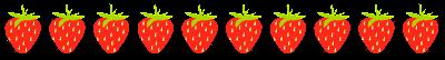 free scrapbooking fruit borders – strawberries, cherries ...