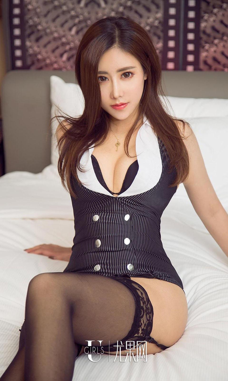 UGIRLS – Ai You Wu App No.930: Người mẫu Chen Mei Xi (陈美熙) (40 ảnh)